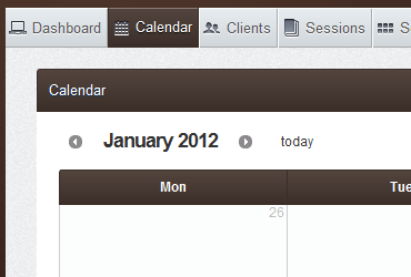 Easy to use Calendar